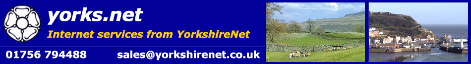 Internet Solutions from YorkshireNet